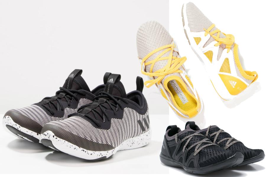 Adidas Performance Crazymove / kolaż redakcja, materiały partnerów